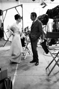 """My Fair Lady""Audrey Hepburn and Rex HarrisonWarner Bros.  1964 © 1978 Bob Willoughby - Image 3604_0774"