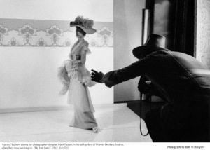 """""""My Fair Lady""""Audrey Hepburn, Cecil Beaton1963 / Warner Brothers © 1978 Bob Willoughby - Image 3604_0806"""
