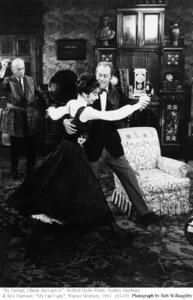 """My Fair Lady""Wilfrid Hyde-White, Audrey Hepburn, Rex Harrison.1963 / Warner Brothers © 1978 Bob Willoughby - Image 3604_0807"