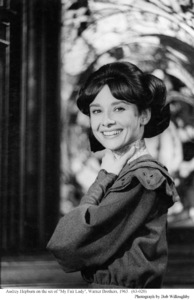 """""""My Fair Lady""""Audrey Hepburn1963 / Warner Brothers © 1978 Bob Willoughby - Image 3604_0810"""