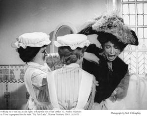 """""""My Fair Lady""""Audrey Hepburn1963 / Warner Brothers © 1978 Bob Willoughby - Image 3604_0812"""