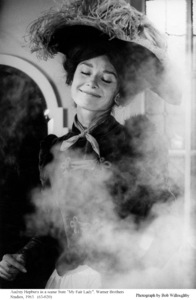 """""""My Fair Lady""""Audrey Hepburn1963 / Warner Brothers © 1978 Bob Willoughby - Image 3604_0815"""