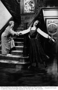 """My Fair Lady""Mona Washbourne, Audrey Hepburn1963 / Warner Brothers © 1978 Bob Willoughby - Image 3604_0818"
