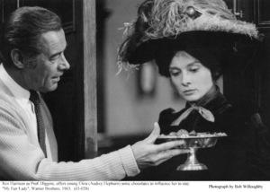 """My Fair Lady""Rex Harrison, Audrey Hepburn1963 / Warner Brothers © 1978 Bob Willoughby - Image 3604_0826"