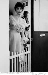 """My Fair Lady""Audrey Hepburn, Mel Ferrer1963 / Warner Brothers © 1978 Bob Willoughby - Image 3604_0833"