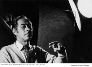 """""""My Fair Lady""""Rex Harrison1963 / Warner Brothers © 1978 Bob Willoughby - Image 3604_0846"""