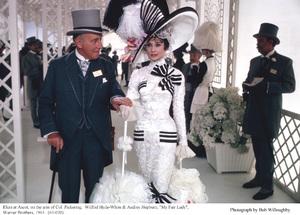 """My Fair Lady""Wilfrid Hyde-White, Audrey Hepburn1963 / Warner Brothers © 1978 Bob Willoughby - Image 3604_0864"