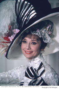 """""""My Fair Lady""""Audrey Hepburn1963 / Warner Brothers © 1978 Bob Willoughby - Image 3604_0865"""