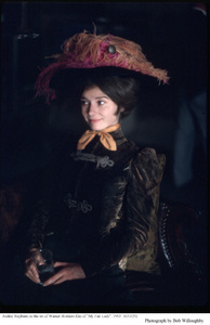 """""""My Fair Lady""""Audrey Hepburn1963 / Warner Brothers © 1978 Bob Willoughby - Image 3604_0868"""