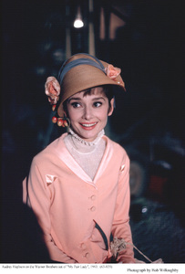 """""""My Fair Lady""""Audrey Hepburn1963 / Warner Brothers © 1978 Bob Willoughby - Image 3604_0870"""