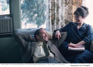 """My Fair Lady""Mel Ferrer, Audrey Hepburn1963 / Warner Brothers © 1978 Bob Willoughby - Image 3604_0872"