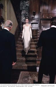 """My Fair Lady""Wilfrid Hyde-White, Audrey Hepburn, Rex Harrison1963 / Warner Brothers © 1978 Bob Willoughby - Image 3604_0874"