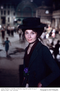 """""""My Fair Lady""""Audrey Hepburn1963 / Warner Brothers © 1978 Bob Willoughby - Image 3604_0876"""