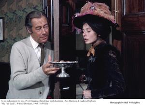 """My Fair Lady""Rex Harrison, Audrey Hepburn1963 / Warner Brothers © 1978 Bob Willoughby - Image 3604_0877"