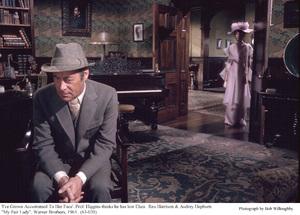 """My Fair Lady""Rex Harrison, Audrey Hepburn1963 / Warner Brothers © 1978 Bob Willoughby - Image 3604_0882"
