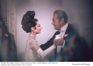 """My Fair Lady""Audrey Hepburn, Rex Harrison1963 / Warner Brothers © 1978 Bob Willoughby - Image 3604_0884"
