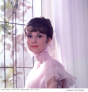"""""""My Fair Lady""""Audrey Hepburn1963 / Warner Brothers © 1978 Bob Willoughby - Image 3604_0886"""