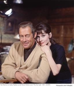 """My Fair Lady""Rex Harrison, Audrey Hepburn1963 / Warner Brothers © 1978 Bob Willoughby - Image 3604_0887"