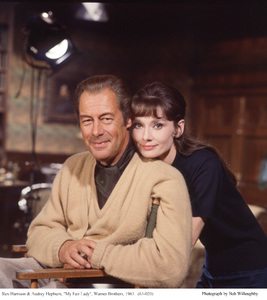 """My Fair Lady""Rex Harrison, Audrey Hepburn1963 / Warner Brothers © 1978 Bob Willoughby - Image 3604_0889"