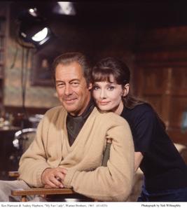 """My Fair Lady""Rex Harrison, Audrey Hepburn1963 / Warner Brothers © 1978 Bob Willoughby - Image 3604_0889"