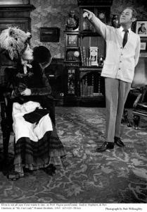 """My Fair Lady""Audrey Hepburn, Rex Harrison1963 / Warner Brothers © 1978 Bob Willoughby - Image 3604_0897"