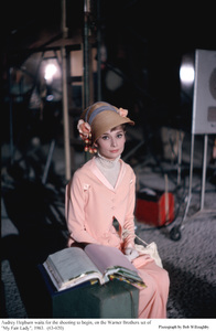 """""""My Fair Lady""""Audrey Hepburn1963 / Warner Brothers © 1978 Bob Willoughby - Image 3604_0900"""
