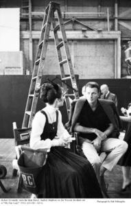 """My Fair Lady""Audrey Hepburn, Hubert de Givenchy1963 / Warner Brothers © 1978 Bob Willoughby - Image 3604_0903"
