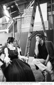 """My Fair Lady""Audrey Hepburn, Hubert de Givenchy1963 / Warner Brothers © 1978 Bob Willoughby - Image 3604_0908"