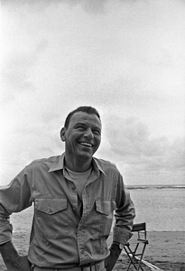 """""""None But the Brave""""Frank Sinatra1965 © 1978 David Sutton - Image 3619_0161"""