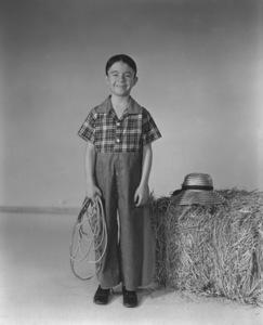 """Our Gang""Carl ""Alfalfa"" SwitzerCirca 1935Hal Roach Productions / **I.V. - Image 3636_0091"