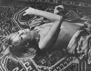 """Performance""Anita Pallenberg1970 Warner Brothers - Image 3647_0101"