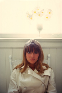 """Petulia""Julie Christie1968 Warner © 1978 Bob Willoughby - Image 3651_0028"