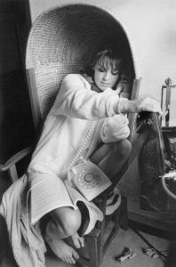 """Petulia""Julie Christie1968 Warner Brothers © 1978 Bob Willoughby - Image 3651_0030"