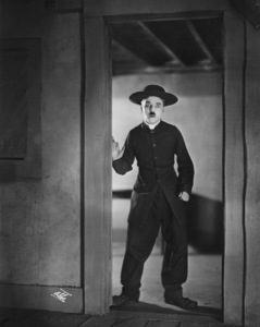 """The Pilgrim""Charlie Chaplin 1923Photo by ABBE**I.V. - Image 3653_0003"
