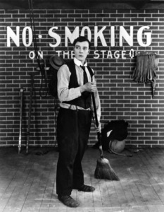 """""""The Playhouse""""Buster Keaton1921 First National Pictures - Image 3656_0002"""
