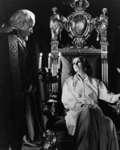 """Queen Christina""Lewis Stone, Greta Garbo1933 MGM - Image 3670_0011"