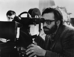 """""""The Rain People""""Director Francis Ford Coppola1969Photo by Mel Traxel - Image 3676_0101"""