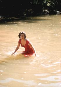 """""""Raintree County""""Elizabeth Taylor1957 © 1978 Bob Willoughby - Image 3678_0046"""