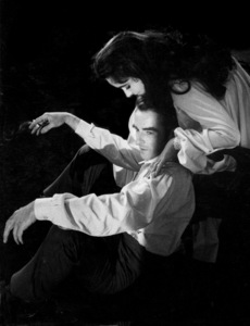 """""""Raintree County""""Elizabeth Taylor and Montgomery Clift1957 © 1978 Bob Willoughby - Image 3678_0047"""