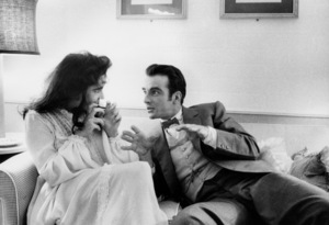 """""""Raintree County""""Elizabeth Taylor and Montgomery Cliftduring the filming 1957 © 1978 Bob Willoughby - Image 3678_0065"""