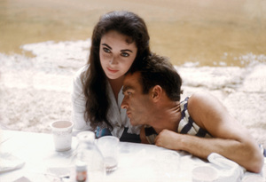 """""""Raintree County""""Elizabeth Taylor, Montgomery Clift1957 © 1978 Bob Willoughby - Image 3678_0082"""