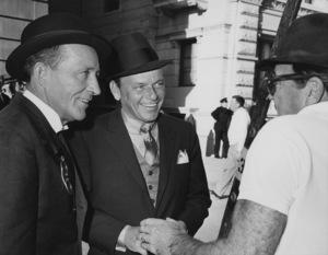 """Robin and the 7 Hoods""Bing Crosby, Frank Sinatra1964 Warner Brothers** I.V. - Image 3690_0002"