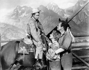 """Shane""Alan Ladd, Jean Arthur, Van Heflin1953 Paramount Pictures** R.C. - Image 3715_0001"