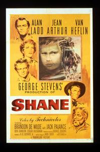 """Shane""Poster1953 Paramount**I.V. - Image 3715_0009"