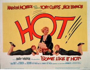 """""""Some Like It Hot""""Lobby Card1958 UA / MPTV - Image 3733_0001"""
