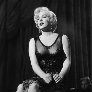 """Some Like It Hot""Marilyn Monroe © 1959 UA / **I.V. - Image 3733_0111"