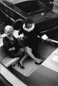 """Some Like It Hot""Marilyn Monroe, Tony Curtis1959 United Artists** I.V. - Image 3733_0135"