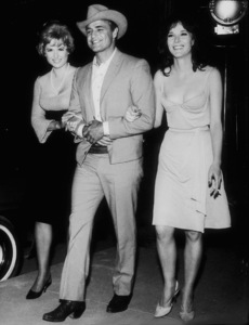 """Chase, The""Co-Stars Martha Hyer, Marlon Brando,and Janice Rule1966 ColumbiaMPTV - Image 3738_0001"