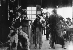 """The Squaw Man""William Elmer, Princess Red Wing (aka Lillian St. Cyr), Dustin Farnum, Dick La Reno, Joseph Singleton1914 Jesse L. Lasky Feature Play Company** R.C. - Image 3745_0028"