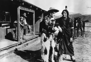 """The Squaw Man""Princess Red Wing (aka Lillian St. Cyr), Dick La Reno, William Elmer, Joseph Singleton1914 Jesse L. Lasky Feature Play Company** R.C. - Image 3745_0030"